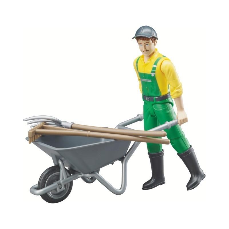 Coffret figurine fermier
