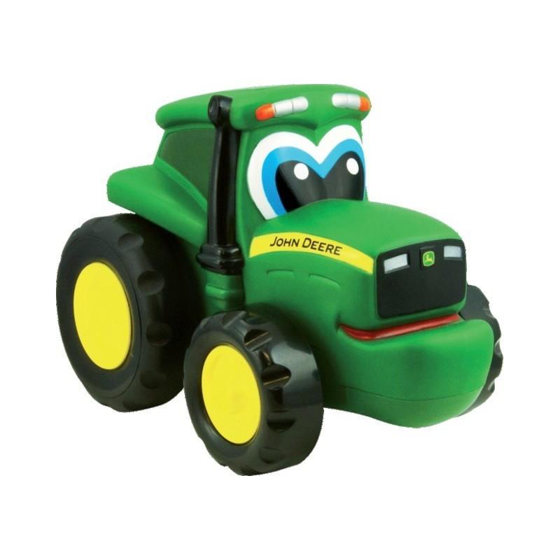 Tracteur Johnny