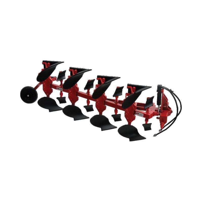 IH charrue gamme 155 4 corps