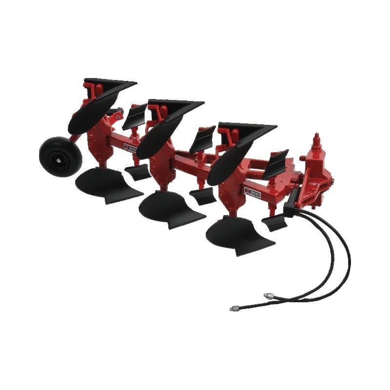 IH charrue gamme 155 3 corps
