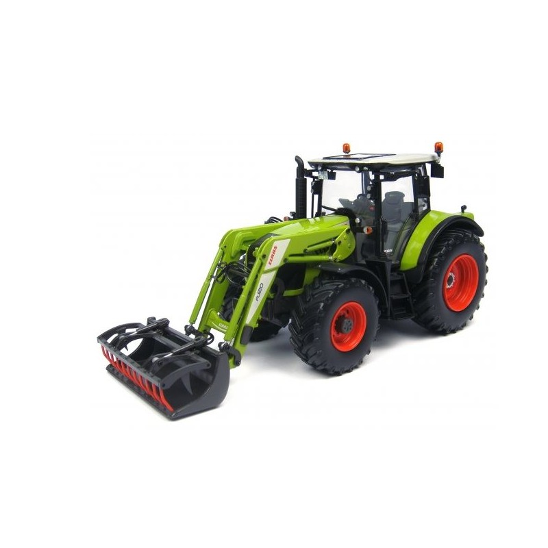 Claas Arion 530 avec chargeur