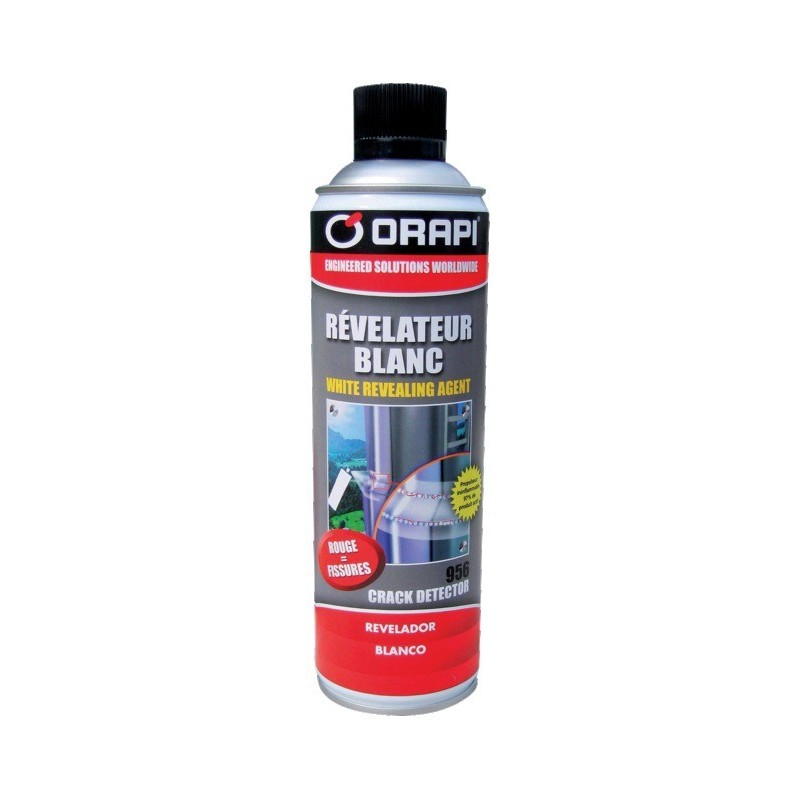 Révélateur fissures Aérosol blanc 650/400 ml