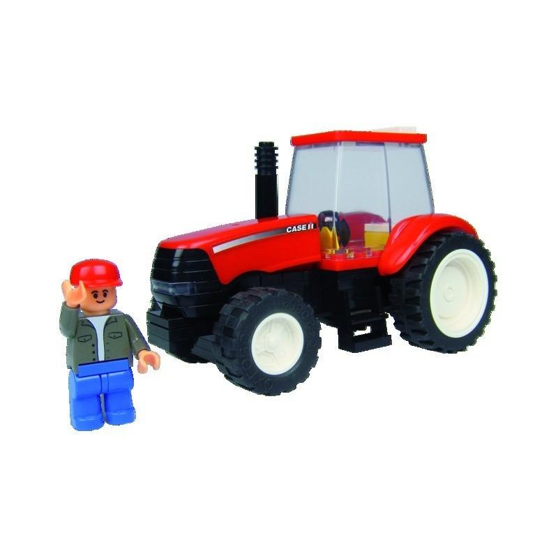 Tracteur à monter Case 48 pièces