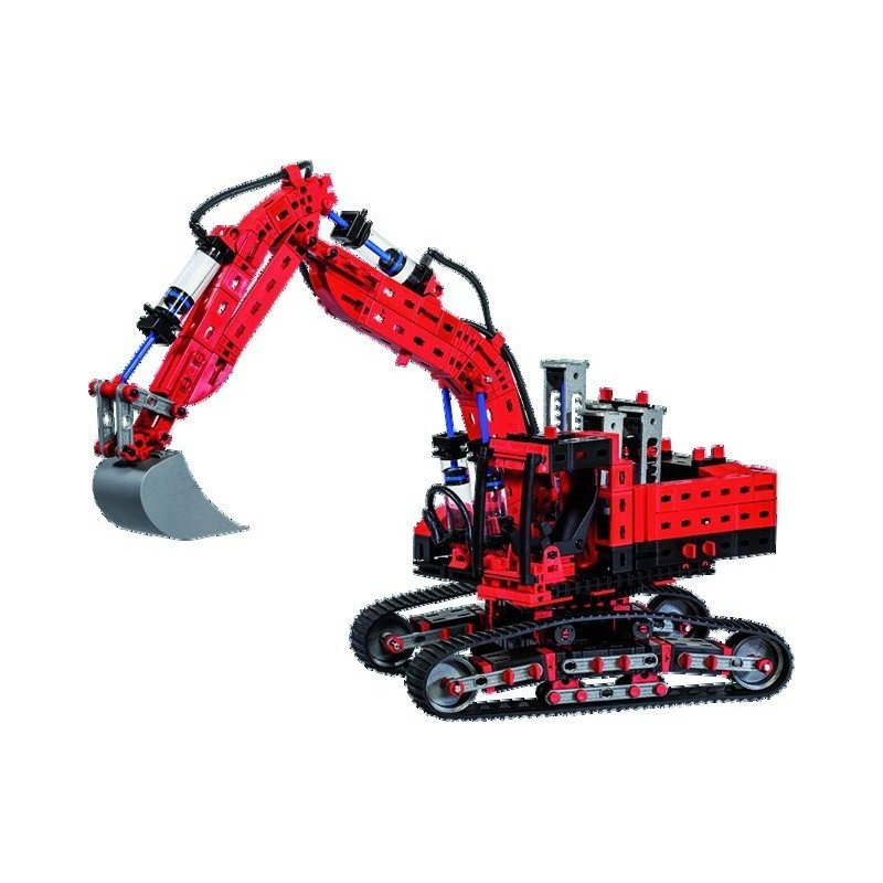 Kit à assembler excavatrice profil hydraulic 548888