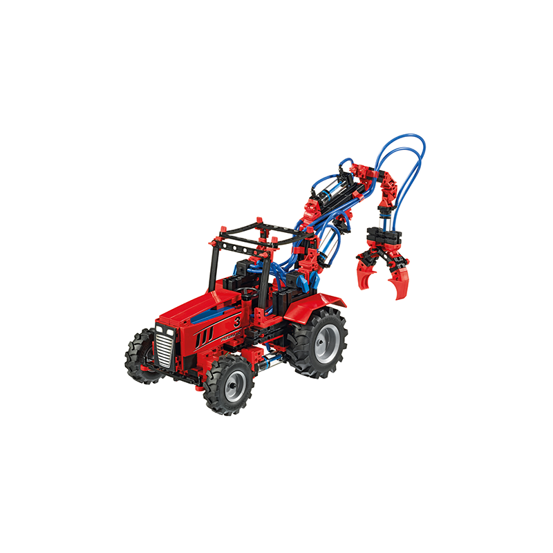 Kit à assembler tracteur profil pneumatic 516185