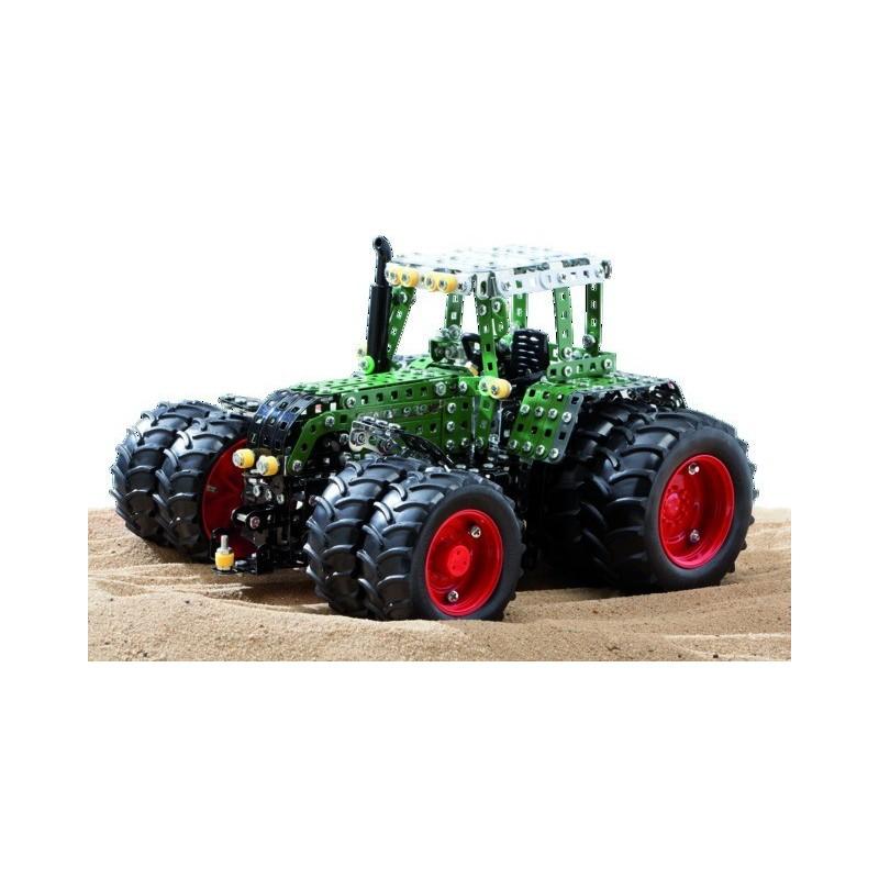 Tracteur FENDT 939 Vario 8 roues