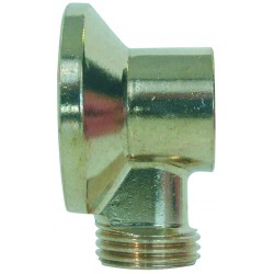 Applique sans écrou diamètre 14 mm brut