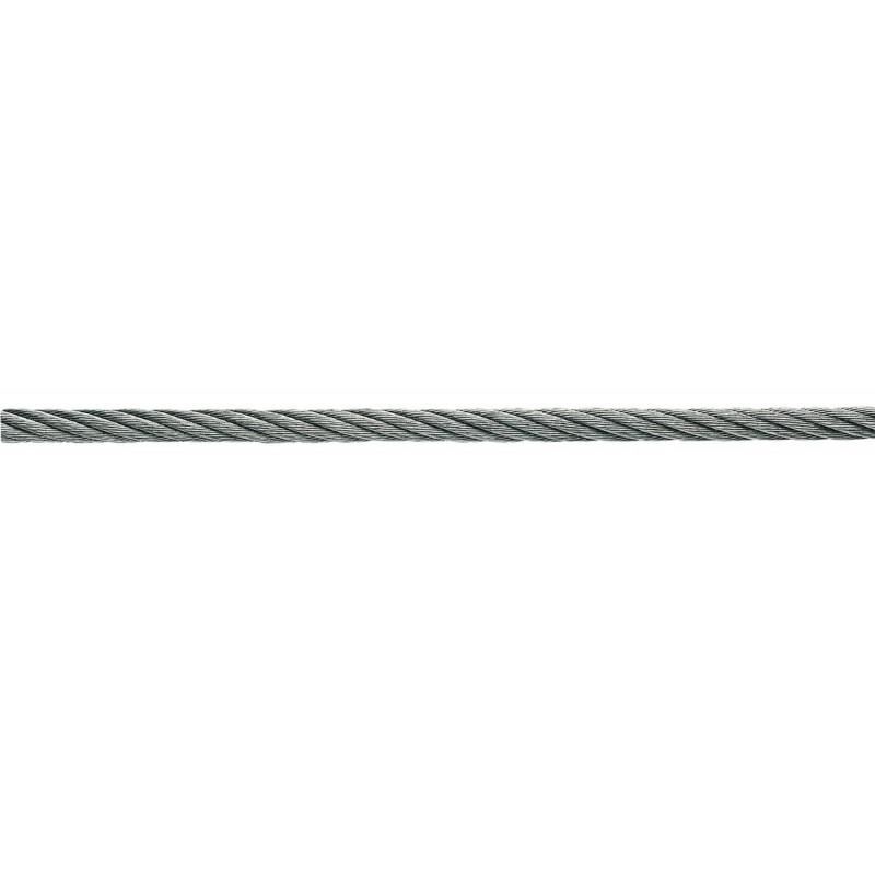 Cable acier dur qualite levage