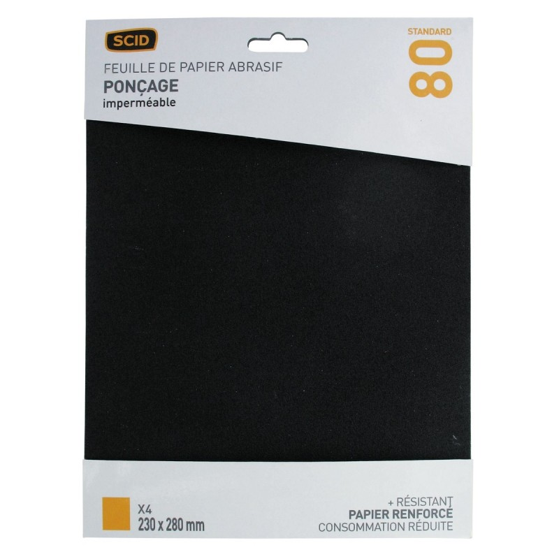 Papier impermeable 230 x 280 mm