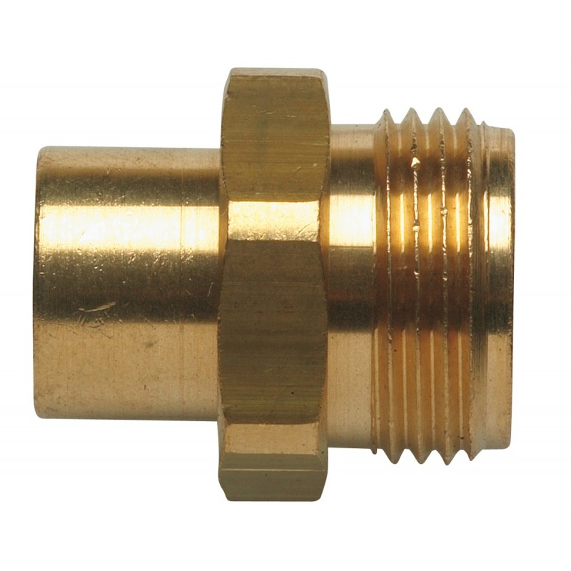 Raccord pour gaz butane / propane