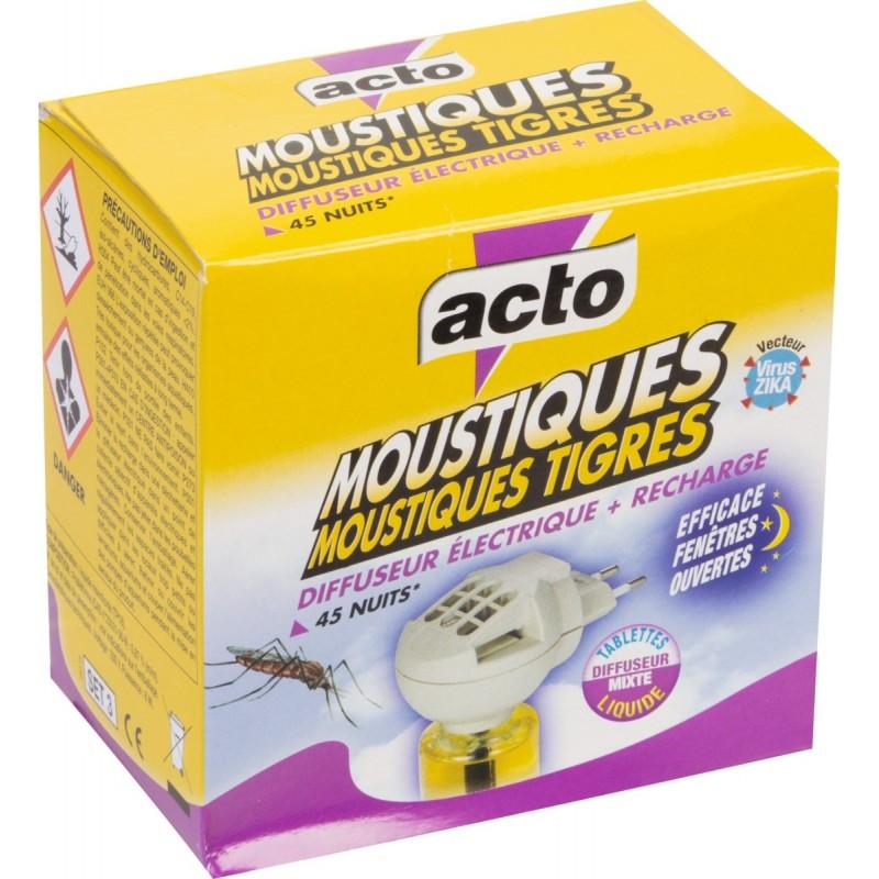 Moustiques diffuseur électrique