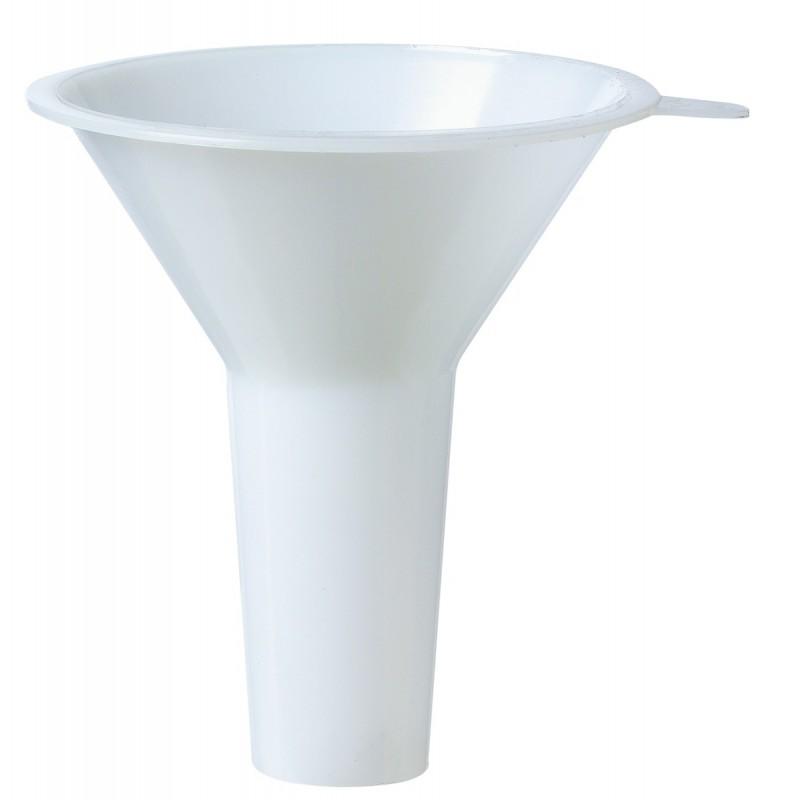 Entonnoir plastique manuel